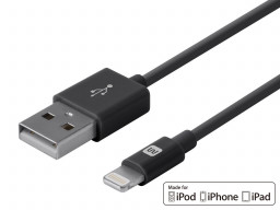 Imagen Cable USB a Lightning 1.8 Mt
