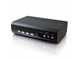 Imagen Switch SVideo/Composite/Stereo Audio 4x2